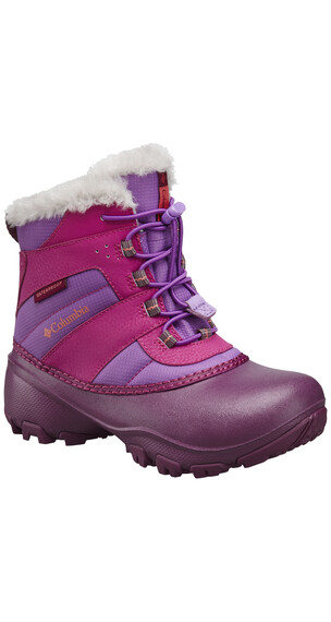 Columbia Rope Tow III Boots Children WP northern lights / melonade